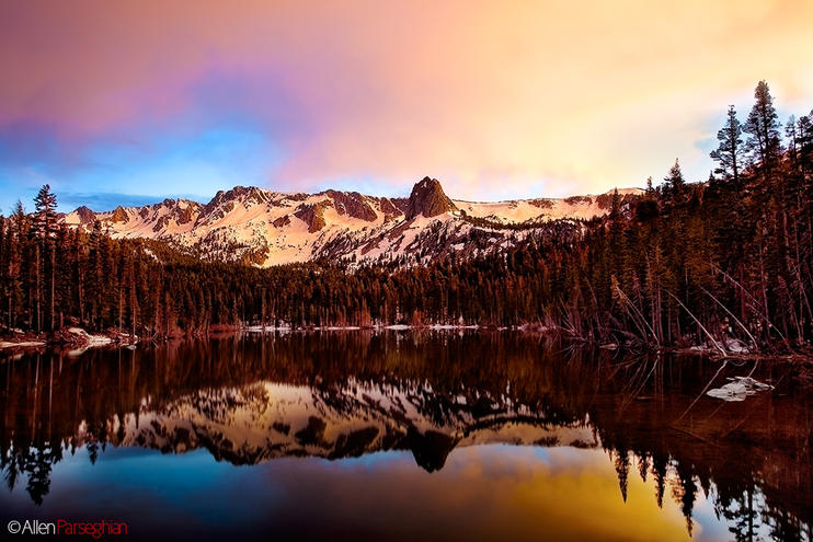 Reflections of the Sierras
